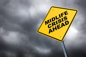 midlife crisis sign